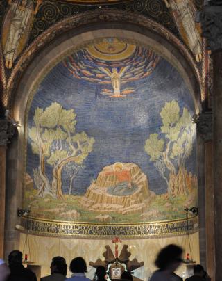 Judas Mosaic